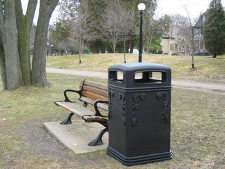Victorian Trash Receptacles Category Image